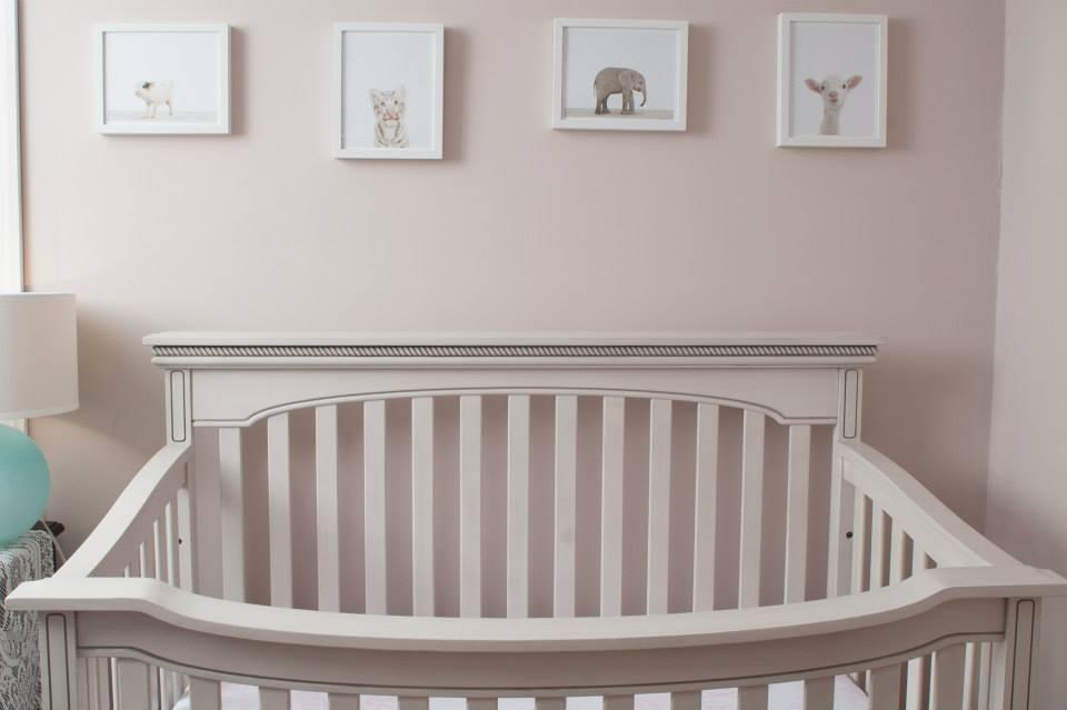 My Babyu0027s Crib Is Beautiful, But She Wonu0027t Sleep In It!